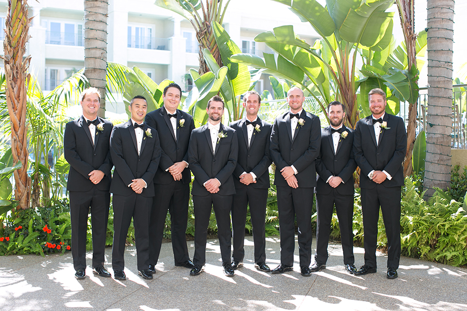 Newport-beach-wedding-groom-and-groomsmen