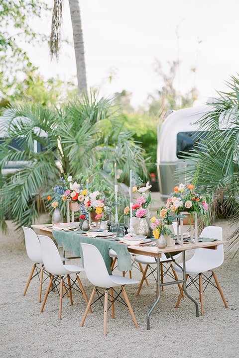 Caravan-outpost-outdoor-wedding-shoot-table-set-up