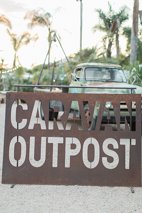 Caravan-outpost-outdoor-wedding-shoot-wedding-venue-sign
