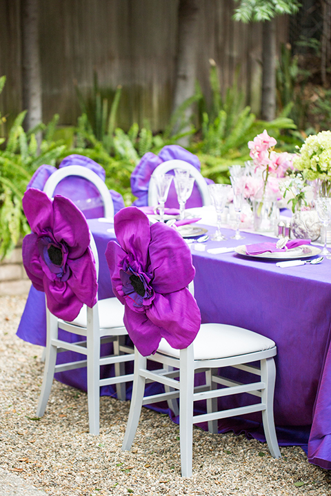 Los-angeles-wedding-shoot-table-set-up-with-chairs