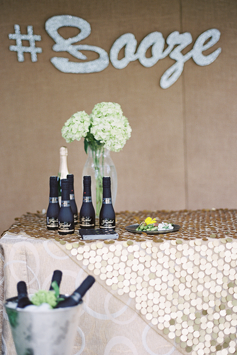Los-angeles-wedding-shoot-table-set-up-with-drinks