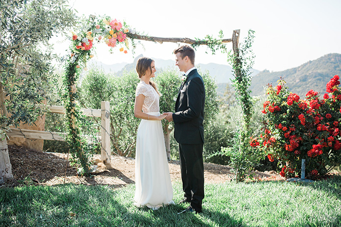 Cielo-Farms-Wedding-Couple-With-View