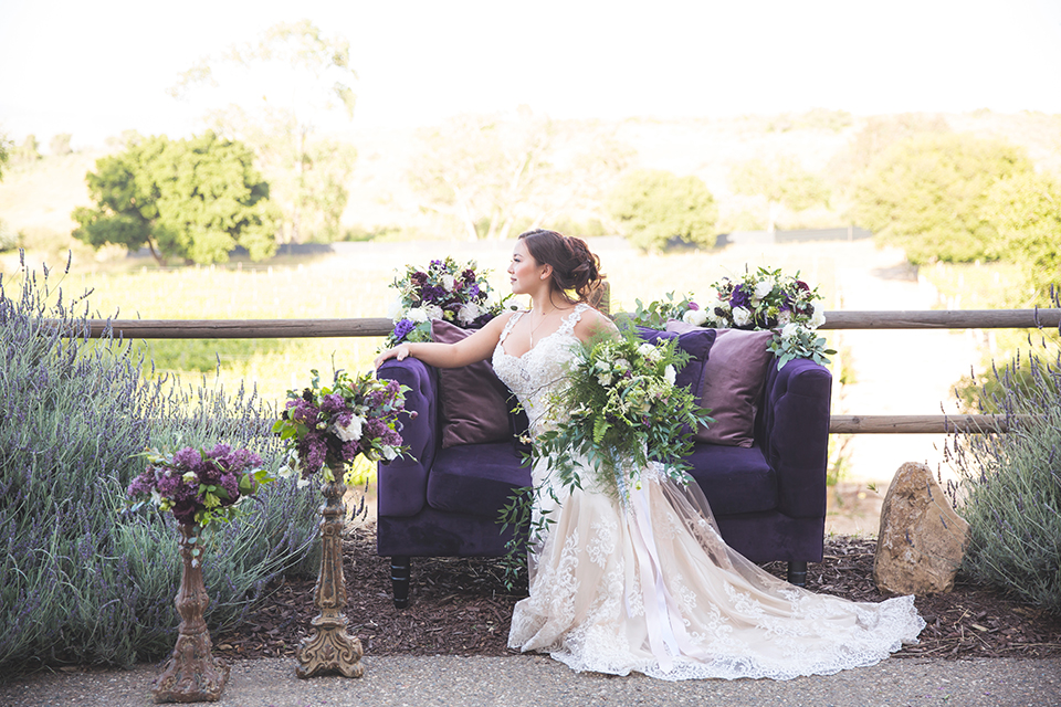 Santa-barbara-wedding-shoot-at-cottonwood-canyon-winery-bride-sitting-on-couch