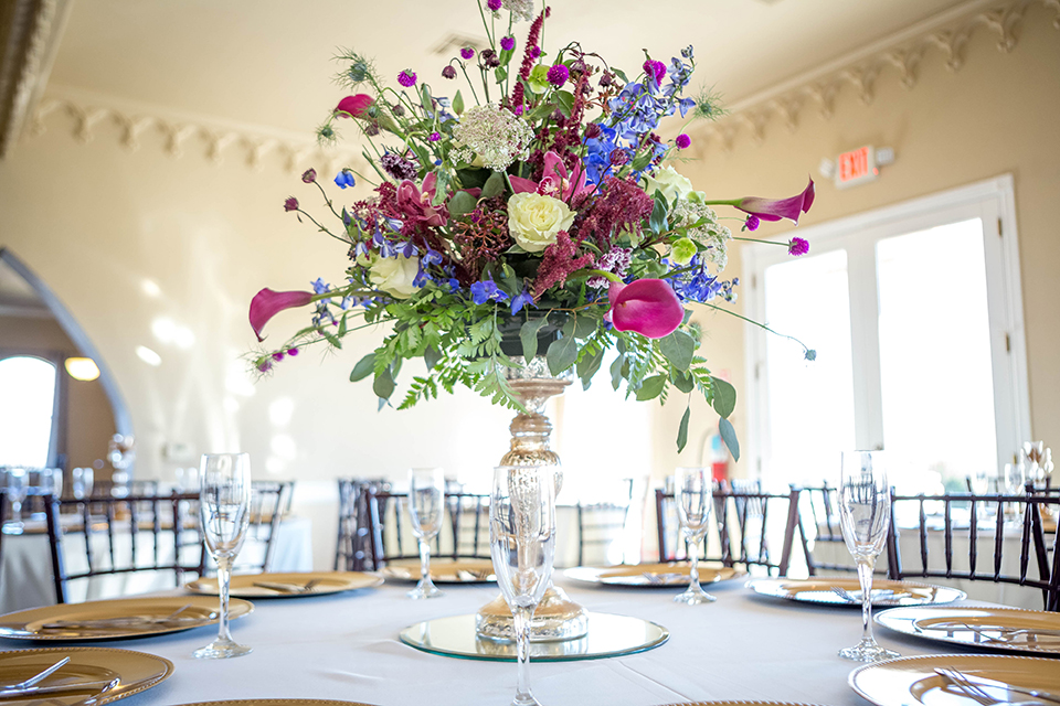 Fit-for-royalty-wedding-shoot-table-set-up-with-flowers