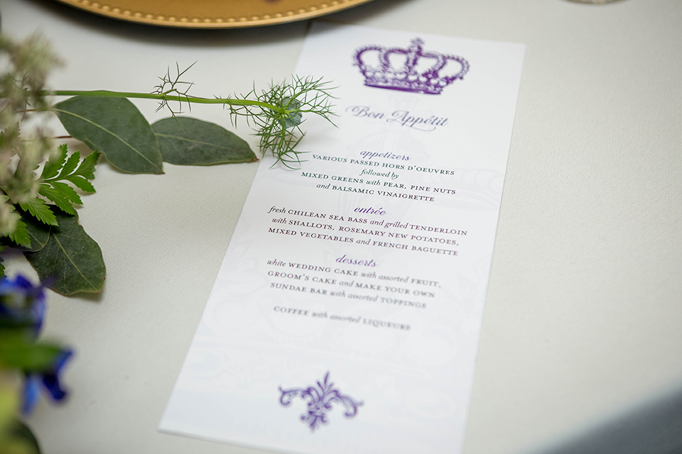 Fit-for-royalty-wedding-shoot-wedding-menu