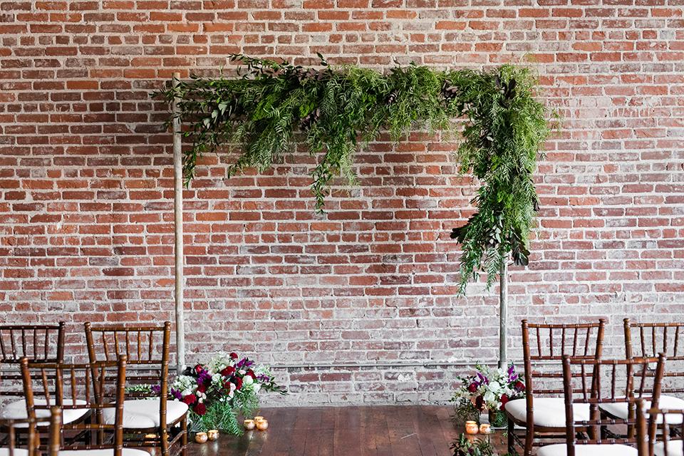 San-juan-capistrano-wedding-shoot-at-franciscan-gardens-ceremony-set-up