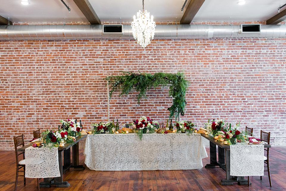 San-juan-capistrano-wedding-shoot-at-franciscan-gardens-table-set-up