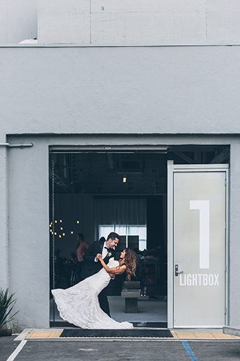 smashbox-rustic-industrial-wedding-theme-bride-and-groom