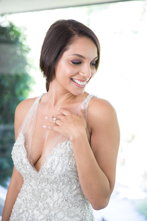 Los-angeles-wedding-shoot-bride-smiling