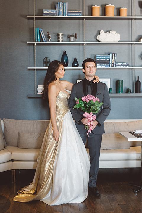 Los-angeles-wedding-shoot-in-santa-monica-bride-and-groom