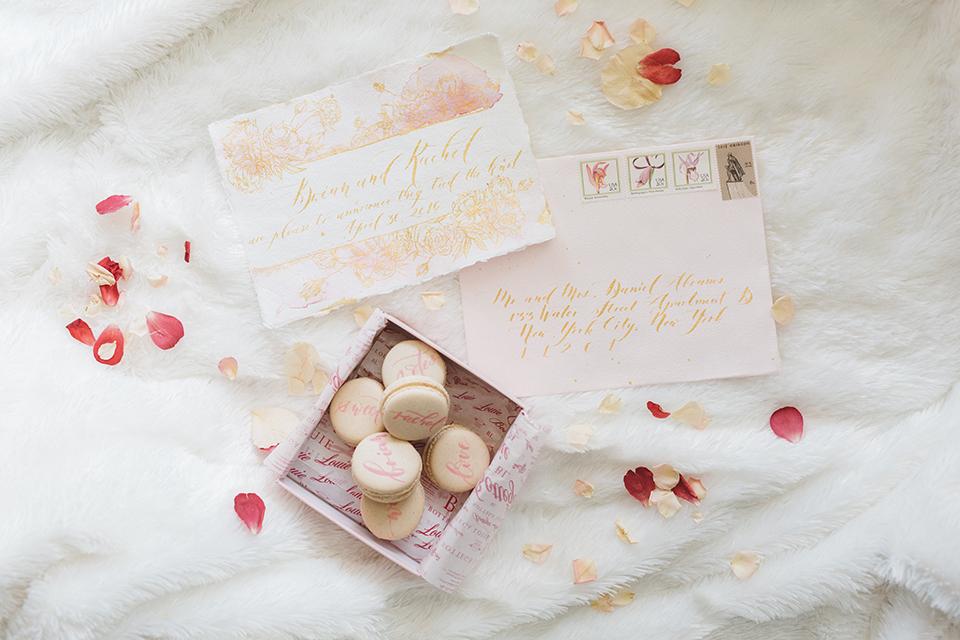 Los-angeles-wedding-shoot-in-santa-monica-wedding-invitations