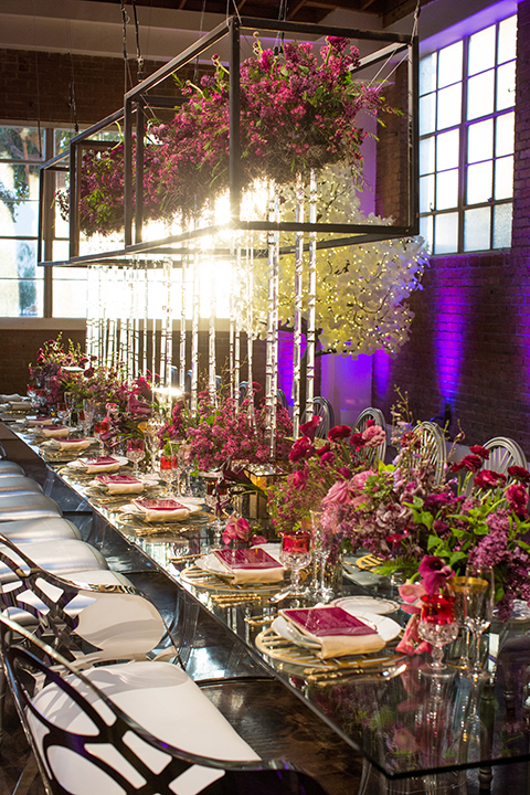 Los-angeles-wedding-at-the-p-table-set-up-with-chairs