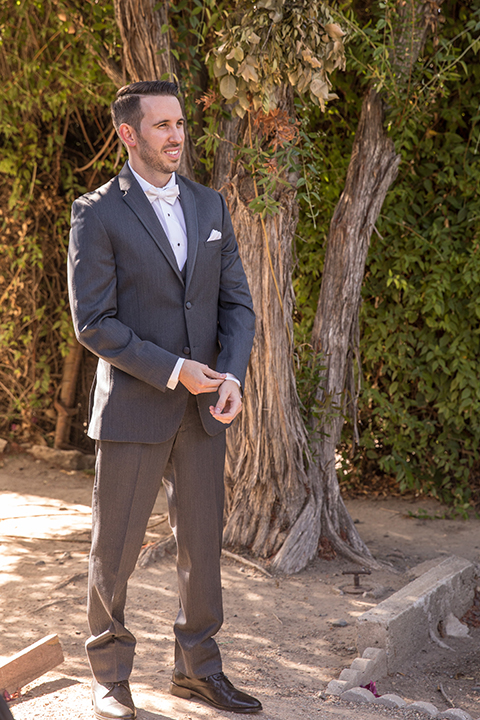 Orange-county-wedding-at-the-hamilton-oaks-winery-groom-charcoal-tuxedo