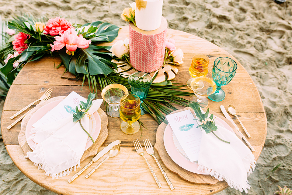 Orange-county-beach-wedding-in-dana-point-reception-table-place-settings