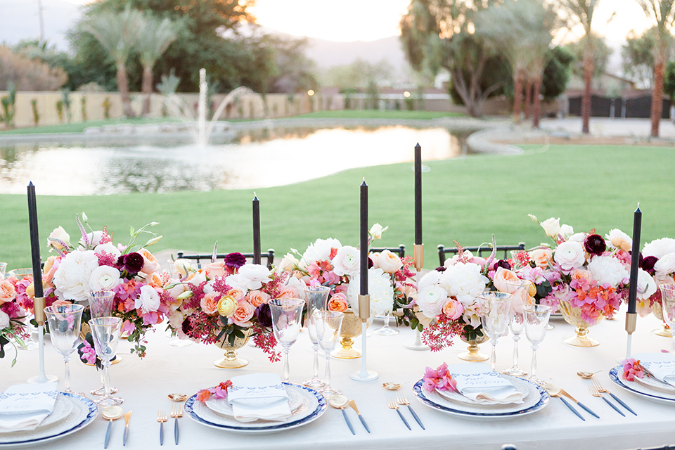 Palm-springs-wedding-shoot-at-old-polo-estate-table-set-up