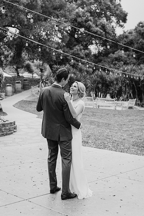 Temecula-stonehouse-wedding-shoot-bride-and-groom-dancing-and-smiling