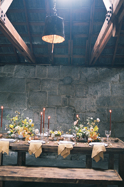 Temecula-stonehouse-wedding-shoot-table-set-up