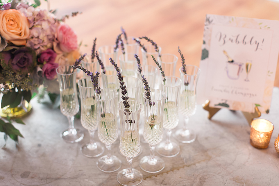 Orange-county-whimsical-wedding-at-franciscan-gardens-wedding-champagne-glasses