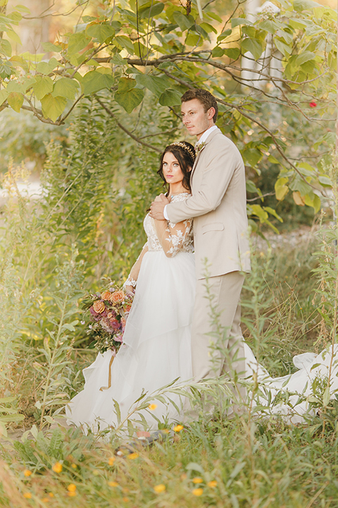 Temecula-outdoor-romantic-wedding-at-humphreys-estate-bride-and-groom-hugging