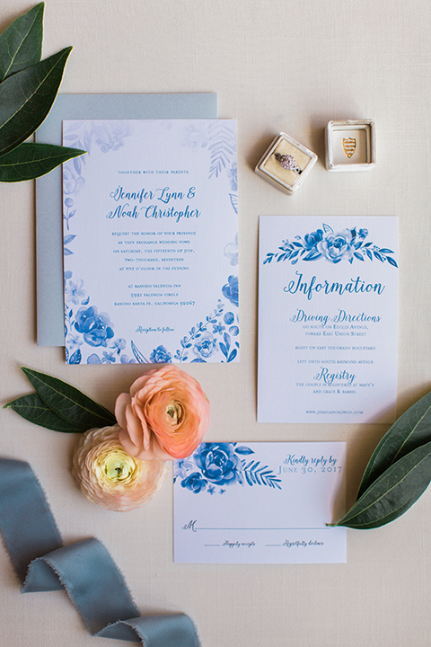 San-diego-outdoor-wedding-at-the-inn-at-rancho-santa-fe-wedding-invitations