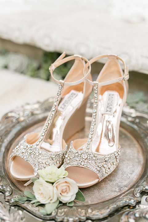 Sherman-library-and-gardens-bride-shoes