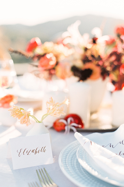 Malibu-rocky-oaks-valentines-day-wedding-shoot-table-set-up-with-flowers