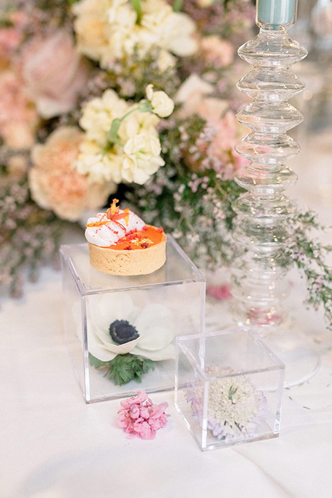 Romantic-Wedding-at-the-ACE-treats-on-table