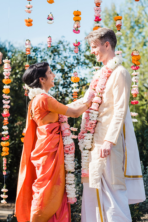 Supriya-and-Chris-wedding-bride-and-groom-at-indian-ceremony