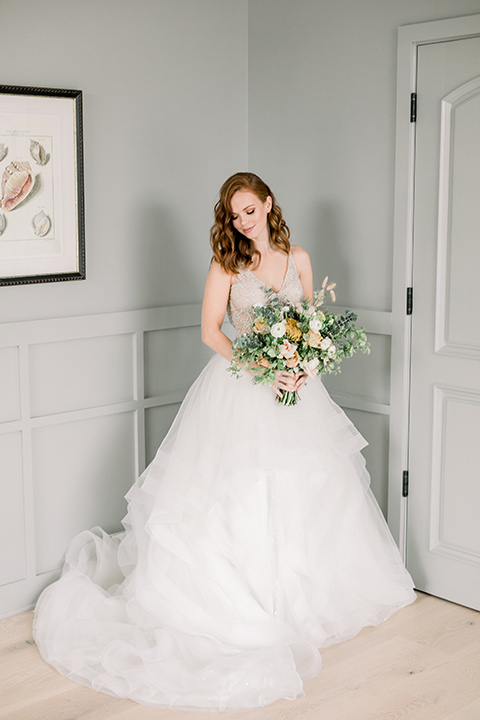 The-Harper-Shoot-bride-alone-in-a-tulle-ballgown-with-a-beaded-bodice