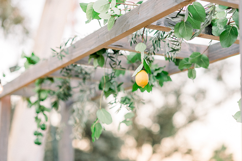Inn-at-Rancho-Santa-Fe-wedding-lemon-tree-over-table