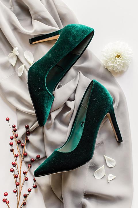 Maxwell-House-green-velvet-shoes