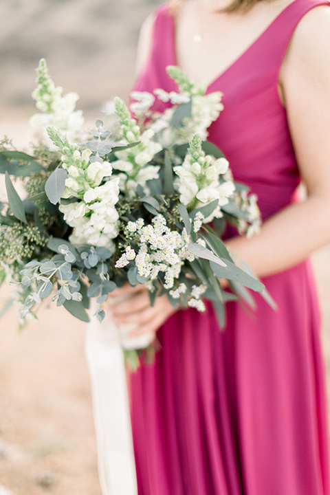 community-church-wedding-bridesmaid-florals