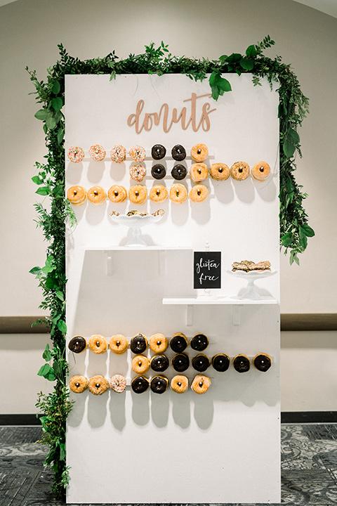 community-church-wedding-donut-wall
