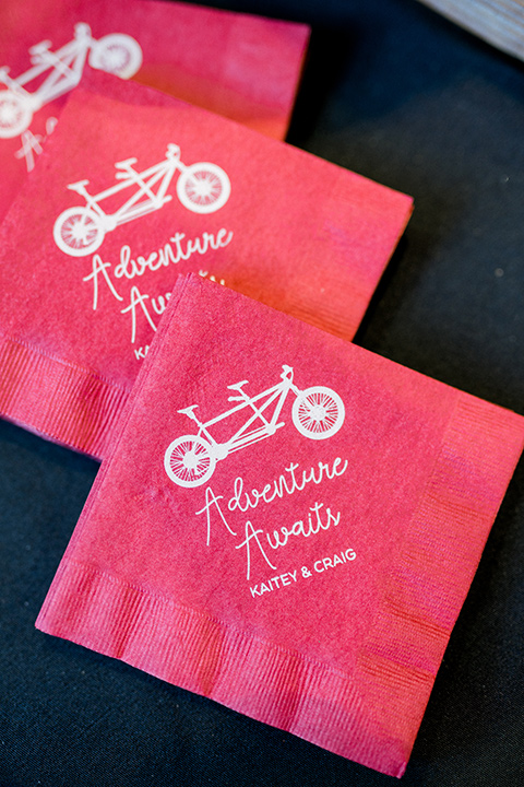 community-church-wedding-napkins-in-a-berry-color