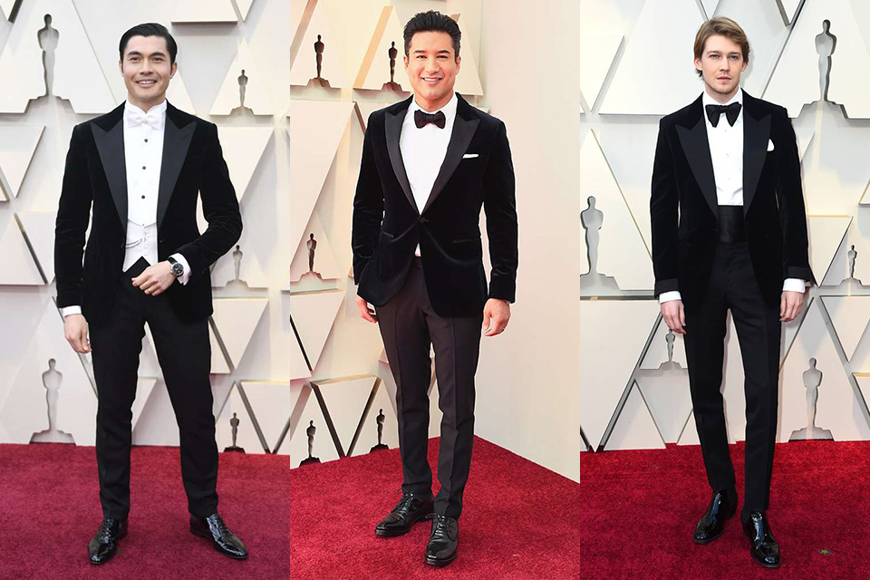 velvet-peak-lapel-tuxedos-worn-by-henry-golding-mario-lopez-and-alwyb