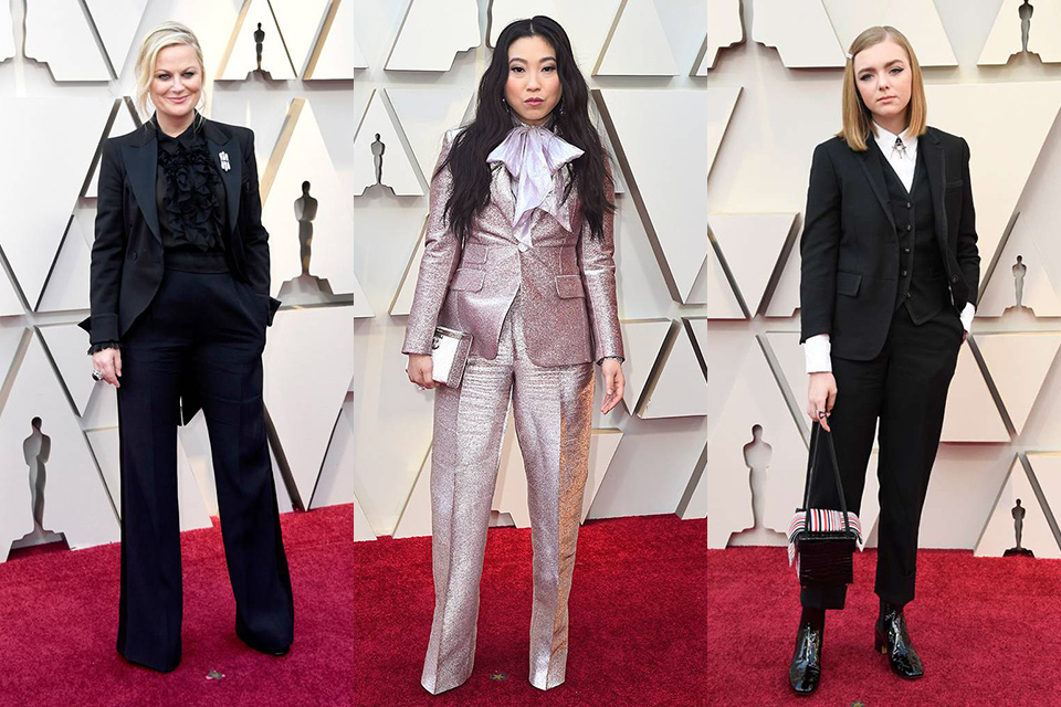 women-at-the-oscars-wearing-tuxedo-inspired-looks