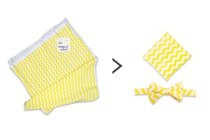 Custom Made Floral Tie